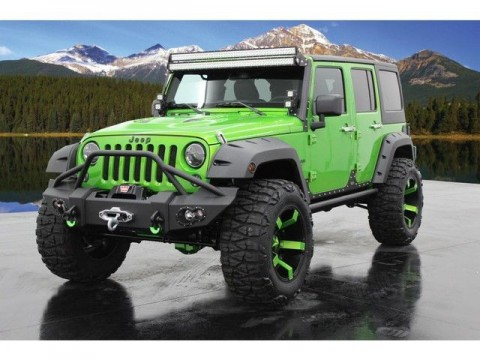 2014 Jeep Wrangler Rubicon for sale
