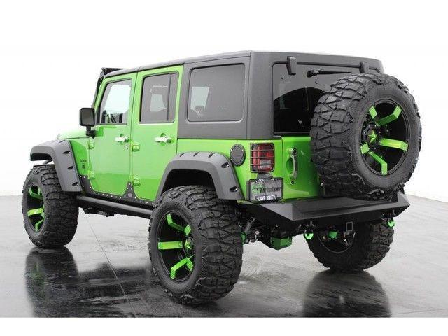 2014 Jeep Wrangler Rubicon