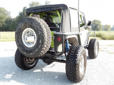 Jeep rock Crawler for sale