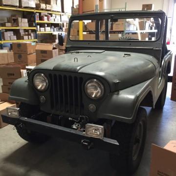 1954 Jeep Willys CJ-5 2.2L for sale