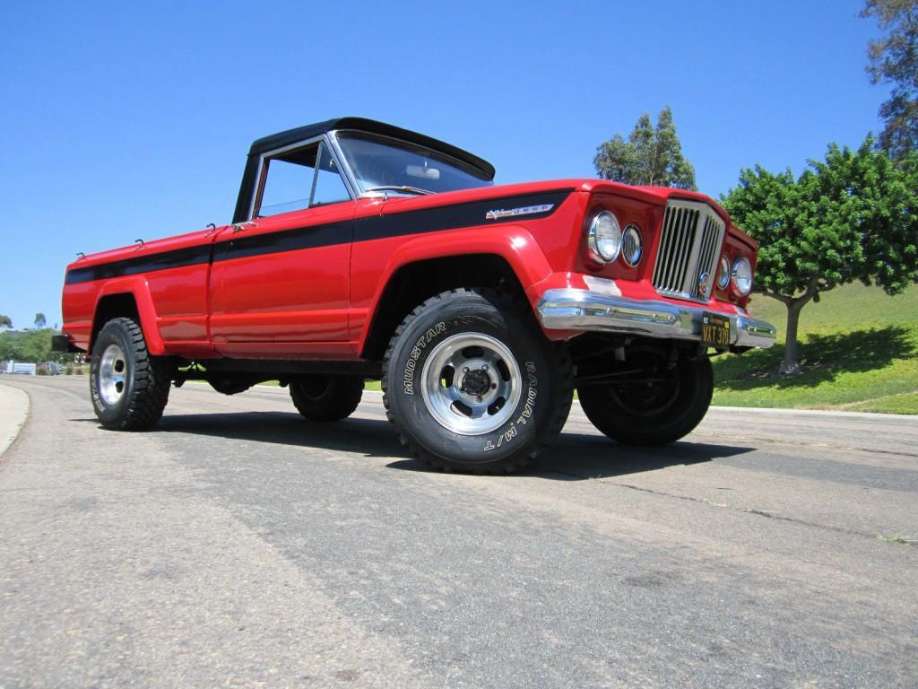 1968 Jeep Gladiator For Sale