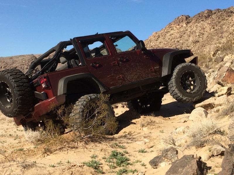 2010 Jeep Wrangler Unlimited 6.4L Hemi