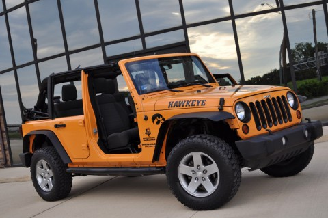2012 Jeep Wrangler Unlimited Sport for sale