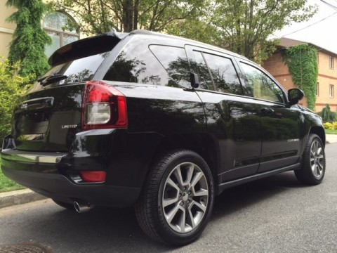 2014 Jeep Compass Limited Sport Utility 2.4L for sale