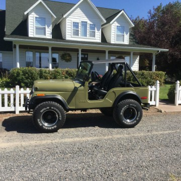 1.975 Jeep Renegade CJ5 for sale