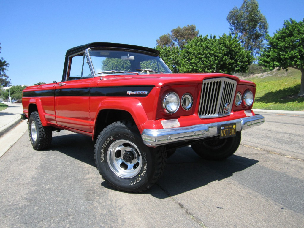 1968 Jeep Gladiator/Kaiser