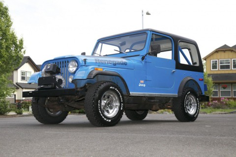 1978 Jeep Wrangler CJ-7 Renegade for sale