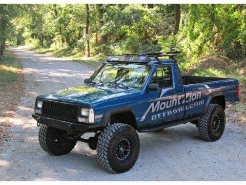 1989 Jeep Comanche 2DR for sale