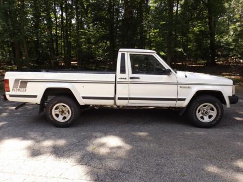 1989 Jeep Comanche Pioneer Pickup for sale