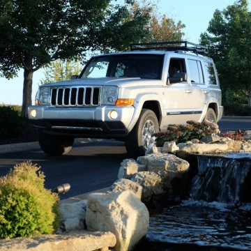 2006 Jeep Commander Limited for sale
