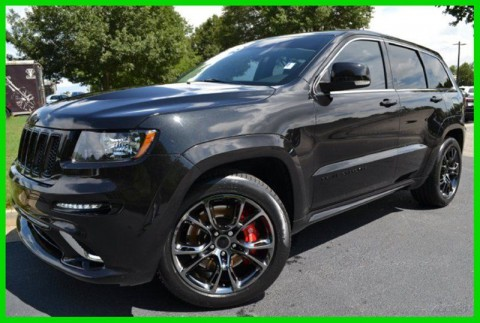 2013 Jeep Grand Cherokee SRT8 BLACK for sale