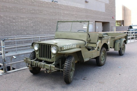 1948 Jeep Willys CJ2 for sale