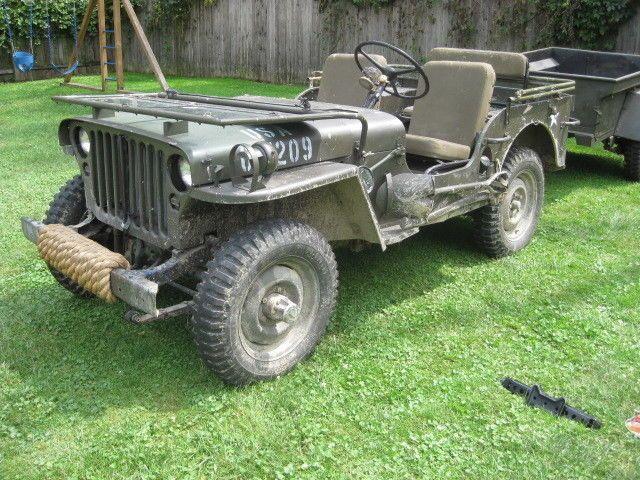 1948 jeep willys for sale. Black Bedroom Furniture Sets. Home Design Ideas