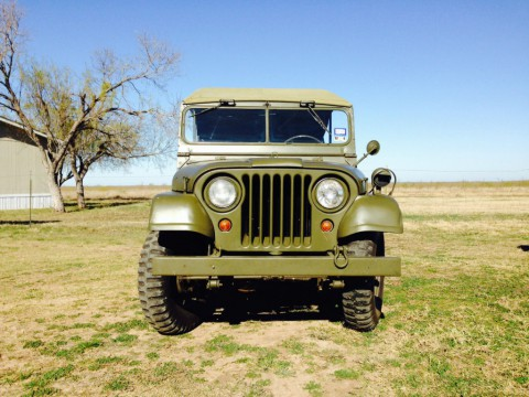 1953 Jeep M38A1 Military Jeep for sale