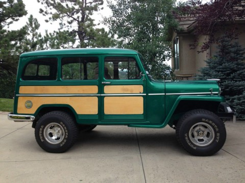 1955 Jeep Willys Station for sale