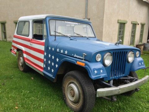 1970 Jeep Commando Jeepster for sale