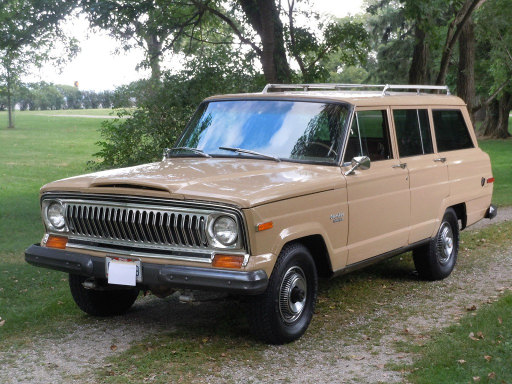 1977 Jeep Cherokee 5.9L for sale