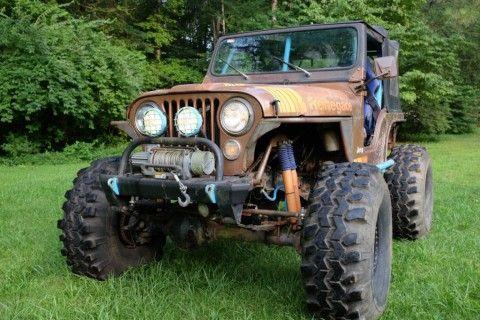 1979 Jeep CJ 5 for sale
