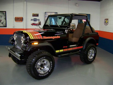 1981 Jeep CJ 5 for sale