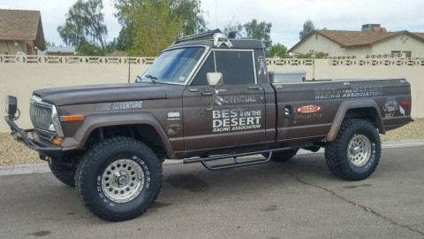 1984 Jeep J10 4×4 for sale