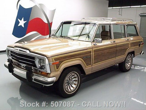1990 Jeep Wagoneer GRAND 5.9 4X4 for sale