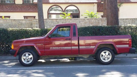 1991 Jeep Comanche / ELIMINATOR for sale