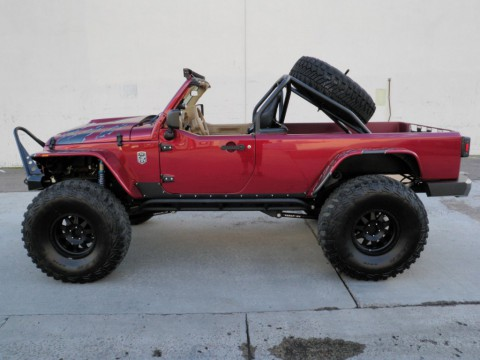 2008 Jeep Wrangler truck 5.7 hem V8,, 42″ tires for sale