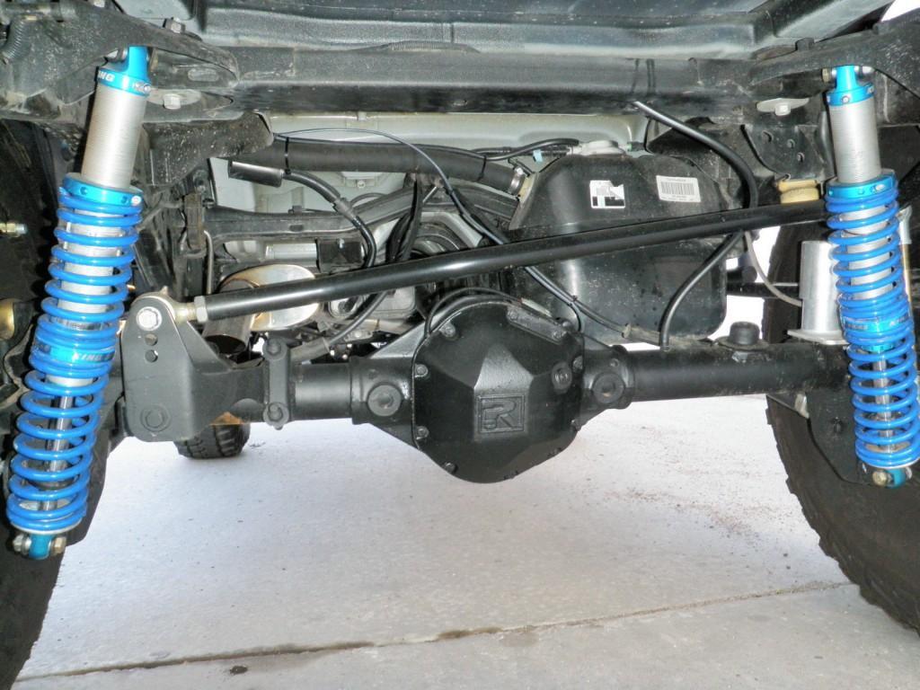 2008 Jeep Wrangler truck 5.7 hem V8,, 42″ tires