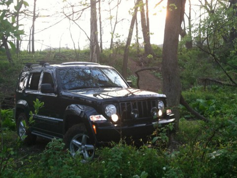 2009 Jeep Liberty Rocky Mountain Edition for sale