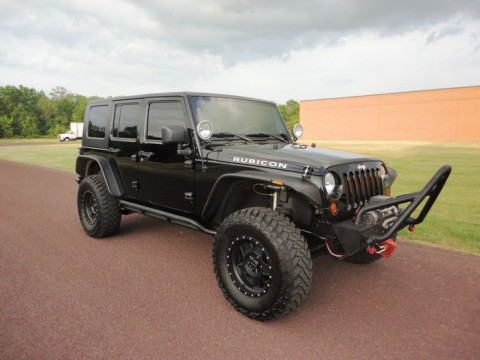 2010 Jeep Wrangler Unlimited RUBICON 35 for sale