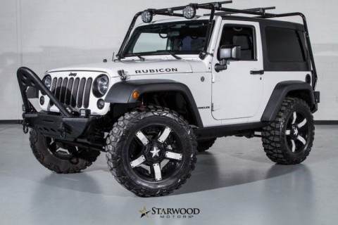 2012 Jeep Wrangler Rubicon for sale