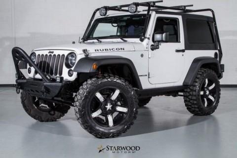 2012 Jeep Wrangler Rubicon for sale