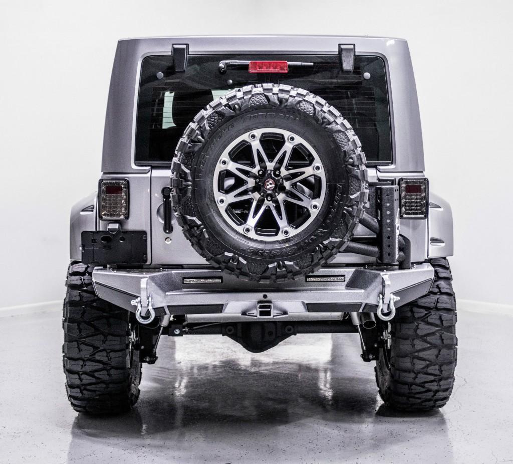For Sale 2008 Jeep Wrangler Unlimited 4 Door: 2016 Jeep Wrangler Unlimited Utility 4-Door 3.6L For Sale
