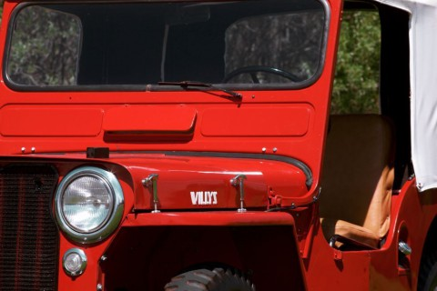 1949 Jeep CJ 3A for sale