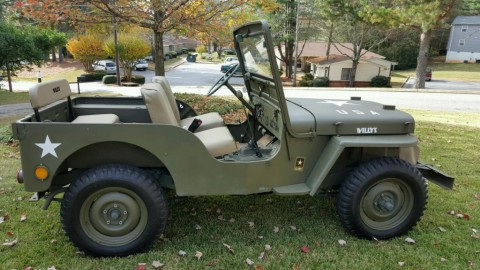 1949 Jeep MILITARY for sale