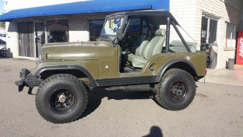 1968 Jeep CJ for sale