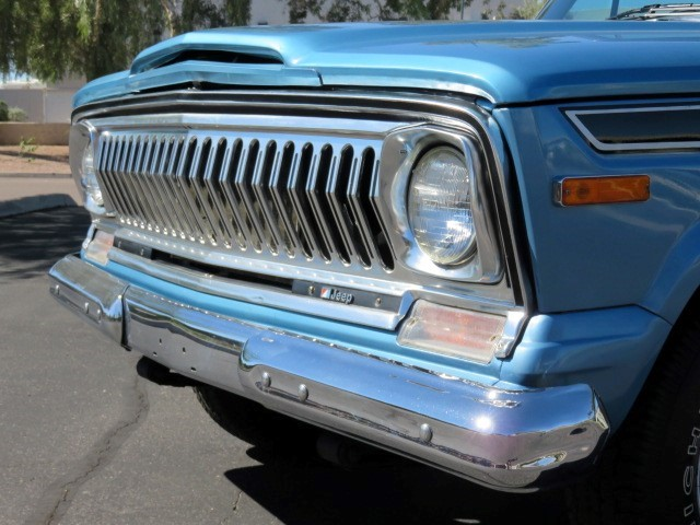 1975 Jeep Cherokee Chief 2DR, 360ci V8, Quadratrac 4WD