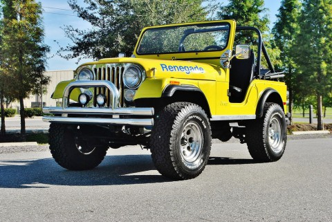 1978 Jeep Renegade 304 V8 for sale