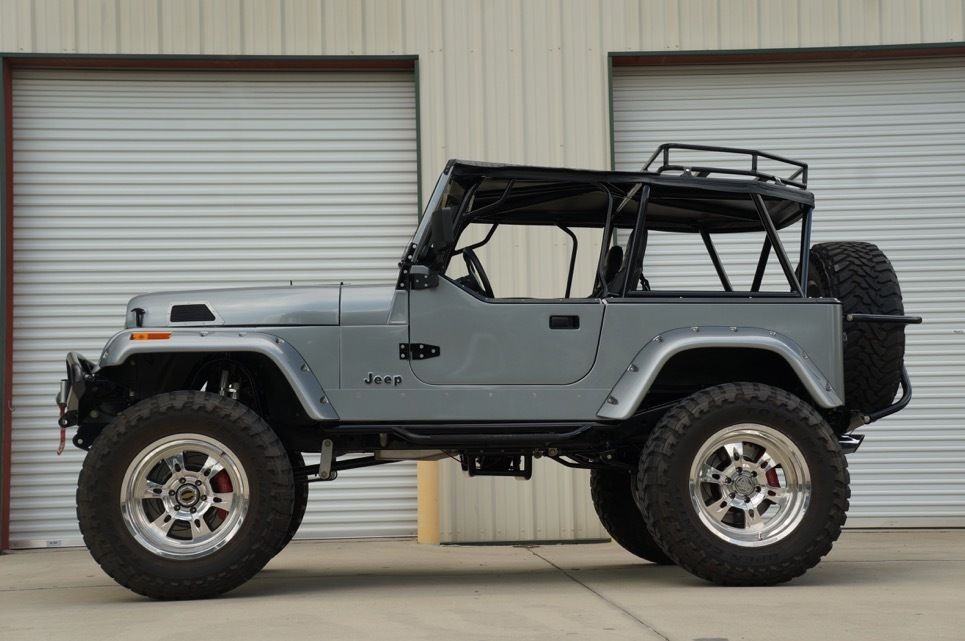 1982 Jeep CJ Overbuilt Customs CJ7 Extreme for sale