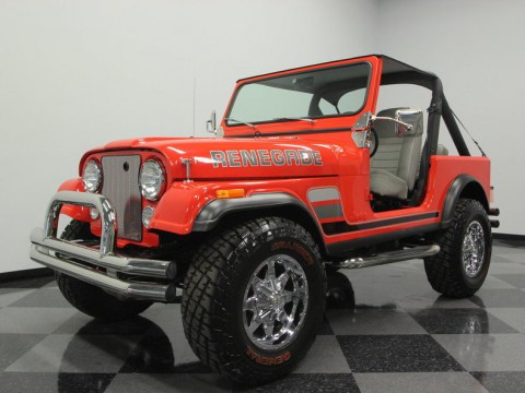 1983 Jeep CJ 7 for sale