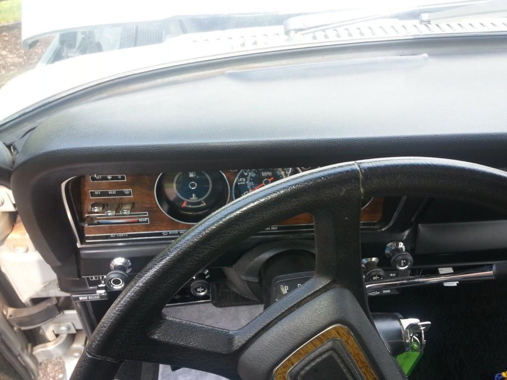 1983 Jeep Wagoneer Brougham Sport Utility 4-Door 5.9L