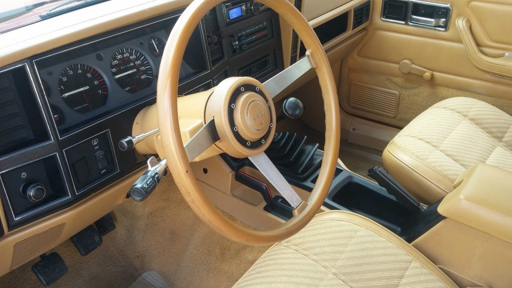 1988 Jeep Cherokee Chief