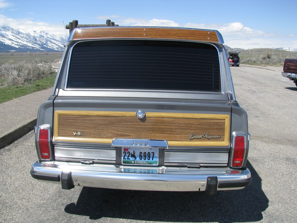 1988 Jeep Grand Wagoneer 4×4 Limousine