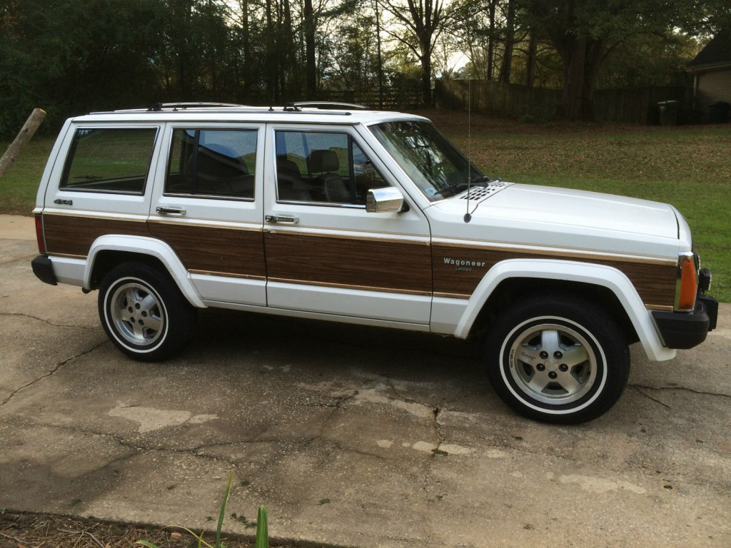1989 jeep cherokee pioneer limited for sale. Black Bedroom Furniture Sets. Home Design Ideas