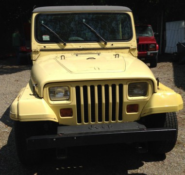 1989 Jeep Wrangler Special Edition Islander for sale