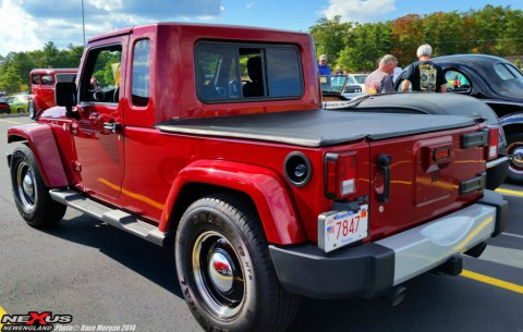2012 Jeep Wrangler JK 8 Conversion Sahara for sale
