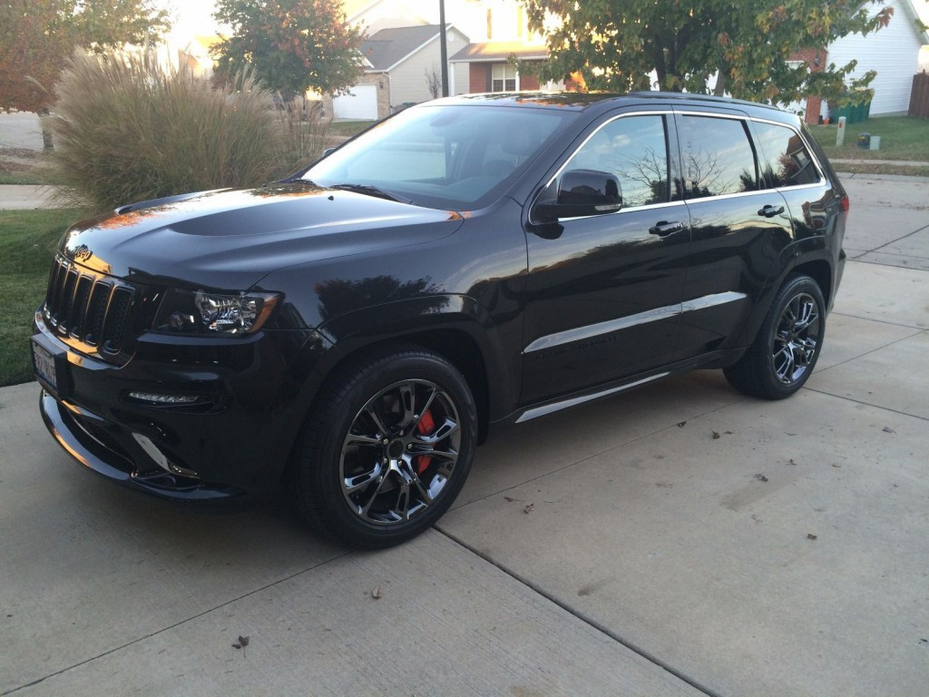 2013 Jeep Grand Cherokee Srt8 For Sale