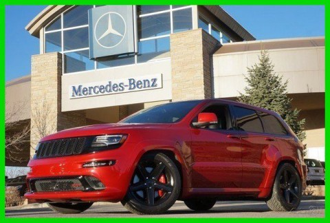 2014 Jeep Grand Cherokee Redline SRT 6.4L V8 for sale