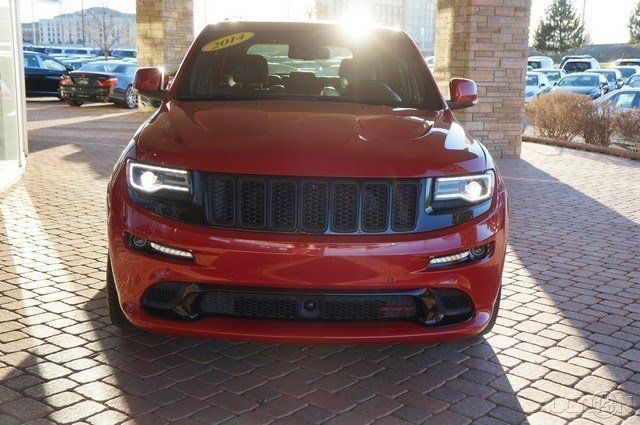 2014 Jeep Grand Cherokee Redline SRT 6.4L V8