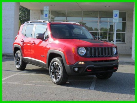 2015 Jeep Renegade Trailhawk for sale
